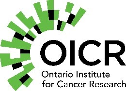 The Ontario Institute for Cancer Research (OICR) logo